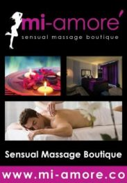 Mi-Amoré Sensual Massage